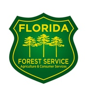 Lake County area Florida Division of Forestry Logo