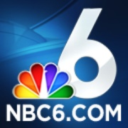 NBC 6 Miami Logo