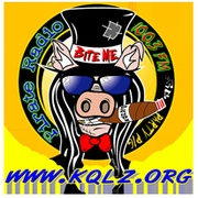 Pirate Radio KQLZ Logo