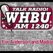 Talk Radio - WHBU Logo
