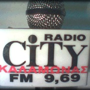 RADIO CITY KALAMONAS Logo