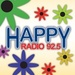 Happy Radio 92.5 - KKHA Logo