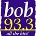 bob 93.3 - WERO Logo