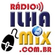 radio ilha mix Logo