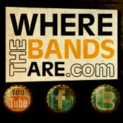 Where The Bands Are Logo