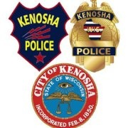 Kenosha Police and Fire Logo