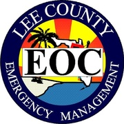 Lee County Emergency Operations Center Logo