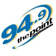 WPTEFM 94.9 The Point Logo