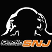 Radio SNJ Black Logo