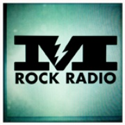 M Rock Radio Logo