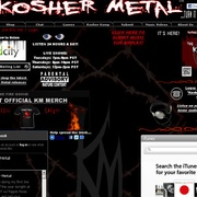 Kosher Metal Logo