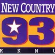 New Country - KKNU Logo