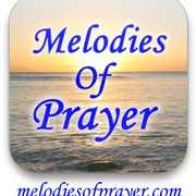 Melodies of Prayer - KGCA-LP Logo