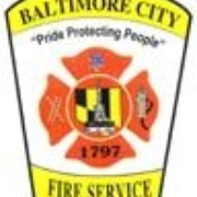 Baltimore City Fire Logo
