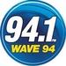 Wave 94 - WAKU Logo