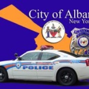 City of Albany and Town of Colonie Police Fire and EMS Logo