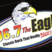 The Eagle - WKGL-FM Logo