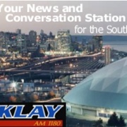 Talk Radio - KLAY Logo