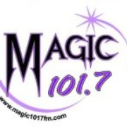 Magic 101.7 - WLTB Logo