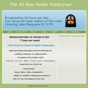 Radio Yesteryear Logo