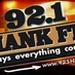 92.1 Hank FM - KTFW-FM Logo