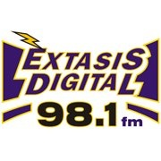 Éxtasis Digital 98.1 Logo
