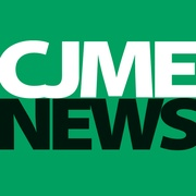 News Talk 980 - CJME Logo