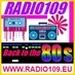 Radio109-Back to the 80s Logo