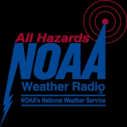 NOAA Weather Radio - WXJ68 Logo