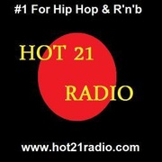 Hot 21 Radio Logo