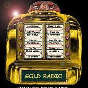 GoldRadio Network Oldies-Stereo Logo