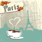 Paris Café on JAZZRADIO.com Logo