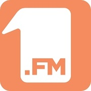 1.FM Luxuria Music Logo