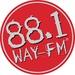 WAYF - W244BD Logo