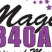 Magic 1340 AM - KTPI Logo