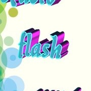 Radio Flash Music Logo