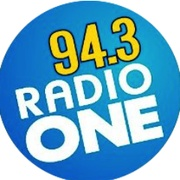 Radio one 94.3 Logo