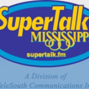 Super Talk Mississippi Radio Network Logo