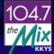 The Mix - KKYS Logo