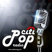 City Pop Radio Logo