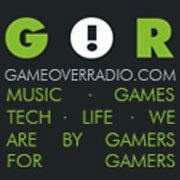GameOver Radio Logo