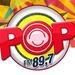 Rádio Pop FM 89.7 Logo