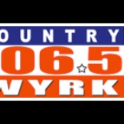 Country 106.5 - WYRK Logo