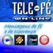 Rádio Tele-Fé On-Line Logo