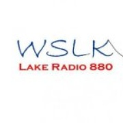 Lake Radio 880 - WSLK Logo