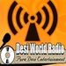 Desi World Radio Logo