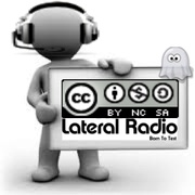 Lateral Radio Logo