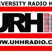University Radio Hilo - URH Logo