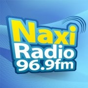 NAXI CAFE RADIO Logo