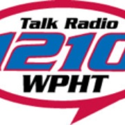Talk Radio 1210 - WPHT Logo